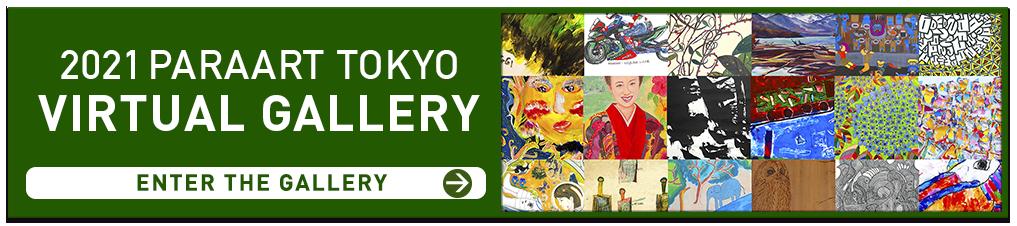 2021 PARAART TOKYO Virtual Gallery
